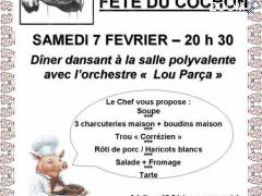picture of FETE DU COCHON