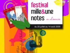 picture of Festival mille et une notes en Limousin
