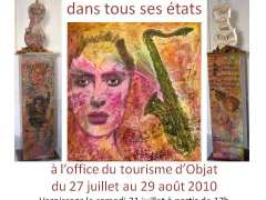 picture of Exposition de peintures de David Boublil