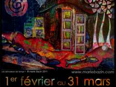 picture of Exposition Marie BAZIN au Pôle Universitaire de Brive
