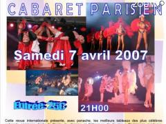 picture of Cabaret parisien, le Cabaret d'Paris