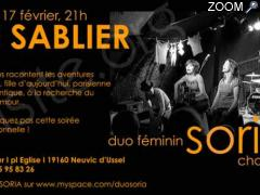picture of CONCERT EXCEPTIONNEL AU SABLIER !