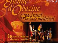 photo de Grand spectacle médiéval, Etienne d'Obazine