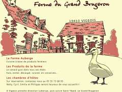 picture of ferme du grand Brugeron