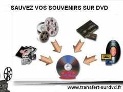 picture of Transfert de films 8mm, vidéos et photos sur Dvd ou Cd