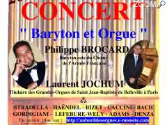 "picture of Concert ""Baryton et orgue"""