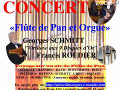 "picture of Concert   ""Flûte de Pan et orgue"""